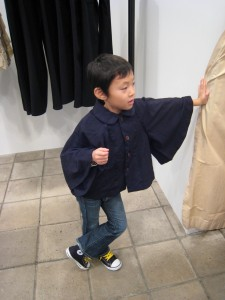 コムコム:ジャケット