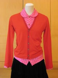 tricot:ウールTシャツ