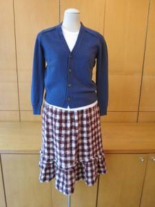 tricot:スカート