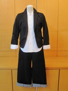 tricot:パンツ