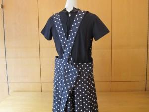 tricot:ジャンバースカート
