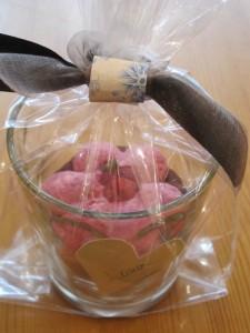 cafe LOZA バレンタインケーキ