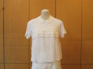 tricot :ブラウス ¥38850