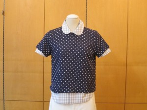 tricot:Tシャツ ¥13650
