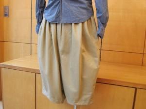 コムコム:パンツ ¥17850