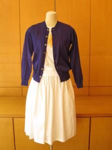 tricot:カーディガン ¥34650