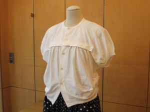 tricot:ブラウス ¥30450