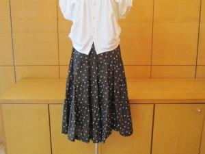 tricot:スカート ¥34650