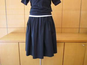 tricot:スカート ¥28350