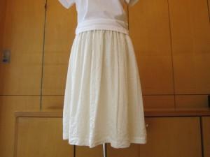 tricot:スカート ¥37800