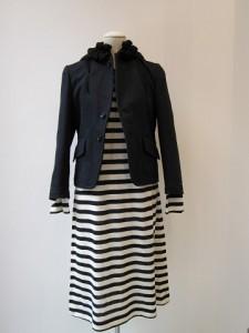 tricot : ジャケット ¥63000