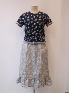 tricot : スカート ¥39900