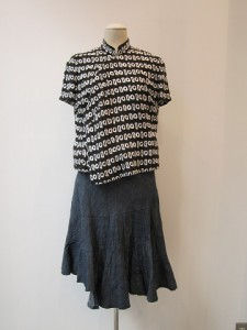 コムコム : スカート ¥30450