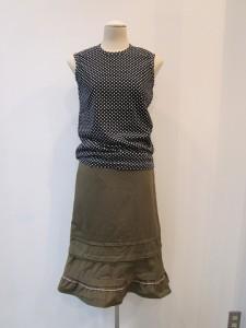 tricot : スカート ¥30450