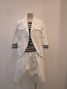 コムコム : ジャケット ¥38850