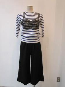 tricot : ニット ¥35700