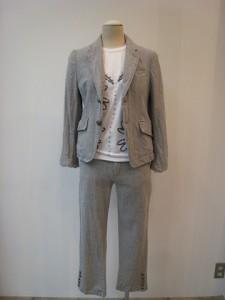 tricot : ジャケット ¥55650
