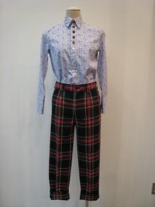 tricot : パンツ ¥33600
