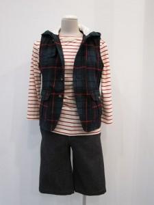 tricot : ベスト ¥53550