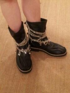 tricot : ブーツ ¥55650