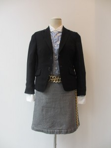 tricot : スカート ¥24150