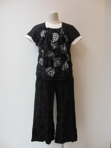 tricot : ブラウス ¥39900