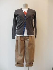 tricot : カーディガン ¥17850