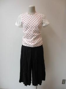 コムコム : Tシャツ ¥10500