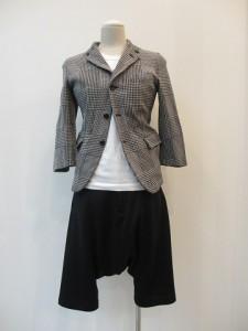 コムコム : ジャケット ¥50400