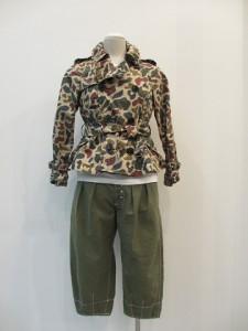 tricot : コート ¥88200