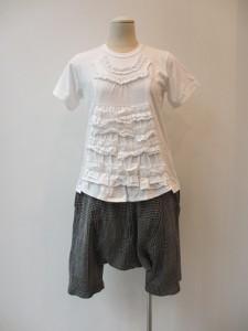 コムコム : Tシャツ ¥26250