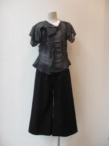 tricot : ブラウス ¥25200
