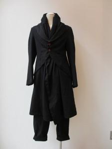 コムコム : ジャケット ¥123900