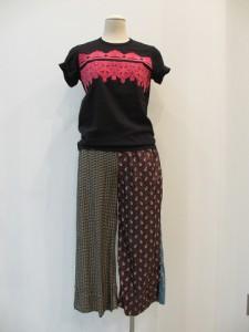 tricot : パンツ ¥38850