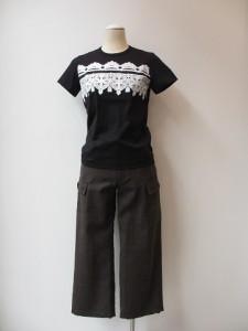 tricot : Tシャツ ¥12600