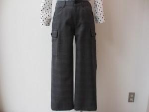 tricot : パンツ ¥27300