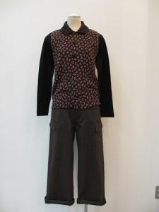 tricot : ブラウス ¥27300
