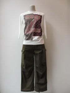 tricot : Tシャツ ¥17850