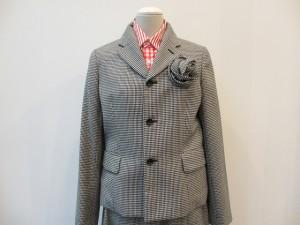 コムコム : ジャケット ¥57600