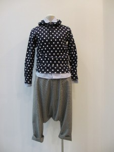 コムコム : パンツ ¥31500
