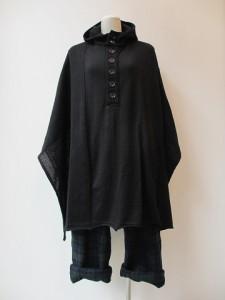 tricot : ポンチョ ¥80850