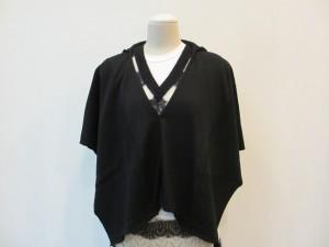 tricot : ポンチョ ¥60900