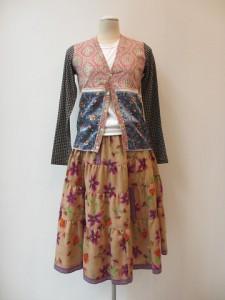 tricot : スカート ¥57750