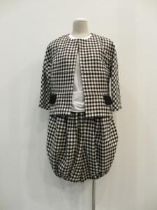 コムコム : ジャケット ¥52500