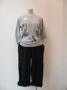 tricot : Tシャツ ¥9975