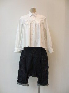 tricot : ブラウス ¥23100