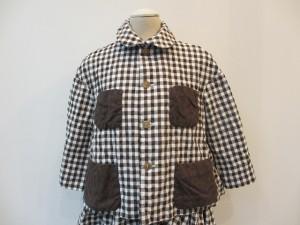 コムコム : ジャケット ¥61950