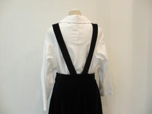 コムコム : ジャンバースカート ¥40950