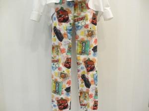 tricot : パンツ (バス柄) ¥38850