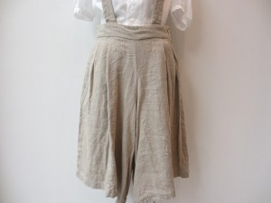 コムコム : ジャンバースカート ¥33600